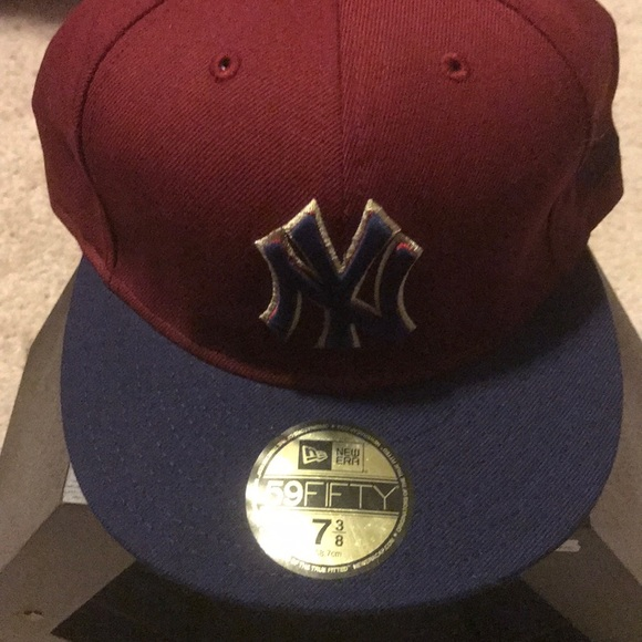 e196ae7ec094b New era 59fifty yankee fitted hat size 7 3 8